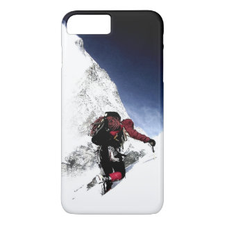 Mountain Climber Extreme Sports iPhone 7 Plus Case