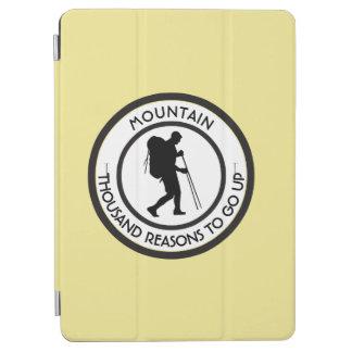 Mountain climbing iPad air cover