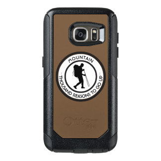 Mountain climbing OtterBox samsung galaxy s7 case