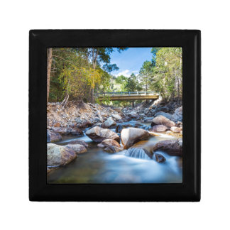 Mountain Creek Bridge Gift Box