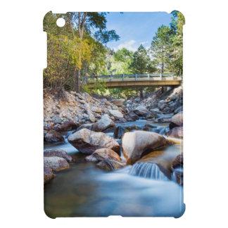 Mountain Creek Bridge iPad Mini Cases