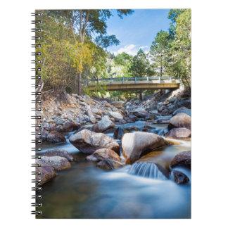 Mountain Creek Bridge Notebook