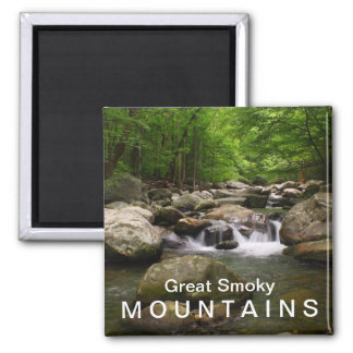 Mountain creek / river - Great Smoky Mountains Magnet