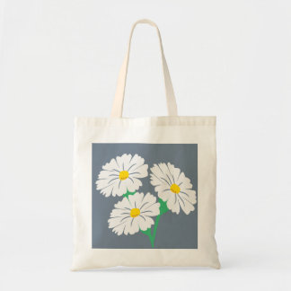Mountain Daisy Tote Bag