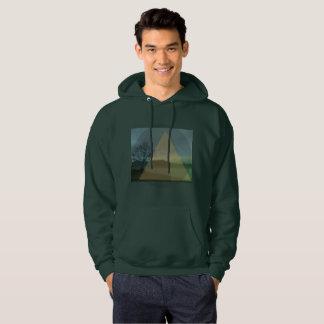 Mountain design hoodie