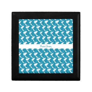 Mountain Dreaming Small Square Gift Box