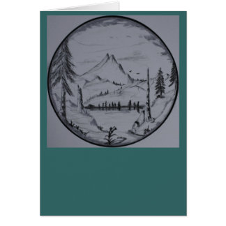 Mountain Escapes Series Cards