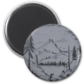 Mountain Escapes Series Magnet