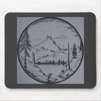 Mountain Escapes Series Mousepads