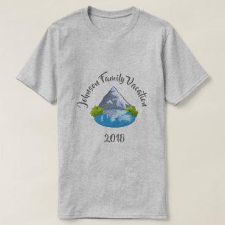 Mountain Family Vacation T-Shirt