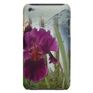 Mountain Flowers Barely There iPod Covers