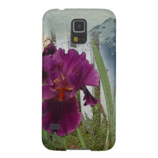 Mountain Flowers Galaxy S5 Case