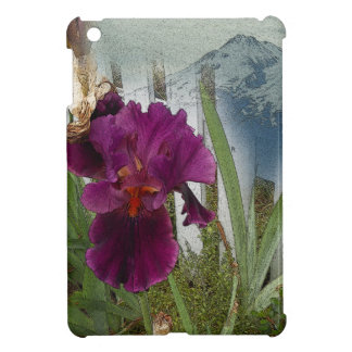 Mountain Flowers iPad Mini Cover