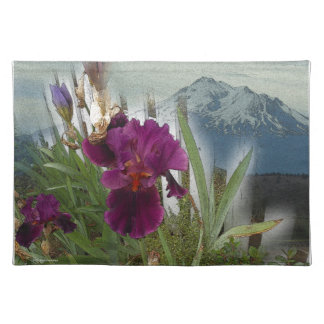 Mountain Flowers Placemat