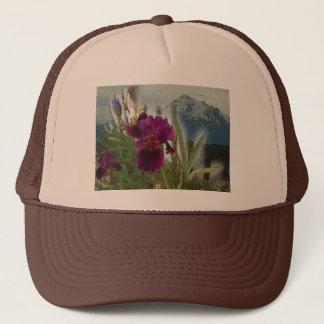 Mountain Flowers Trucker Hat