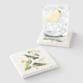 Mountain Gem Hummingbird Stone Coaster Stone Beverage Coaster