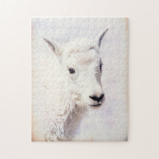 Mountain Goat Baby Puzzle