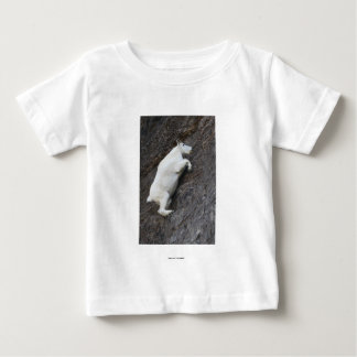 Mountain Goat Baby T-Shirt