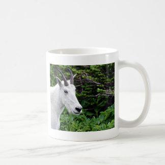Mountain Goat Close Up Coffee Mug