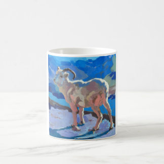Mountain Goat Mountain of Dreams Coffee Mug