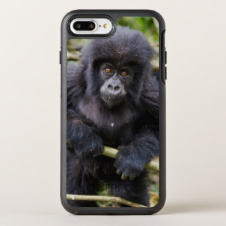 Mountain Gorilla | Gorilla Beringei Beringei OtterBox Symmetry iPhone 8 Plus/7 Plus Case
