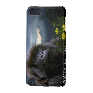 Mountain Gorillas Wildlife-Supporter Ipod Case iPod Touch 5G Cases