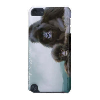 Mountain Gorillas Wildlife-Supporter Ipod Case iPod Touch (5th Generation) Cases