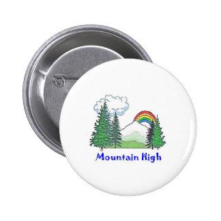 Mountain High Camp 6 Cm Round Badge