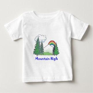 Mountain High Camp Baby T-Shirt