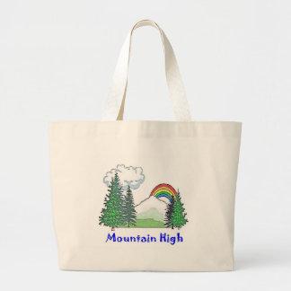 Mountain High Camp Canvas Bag