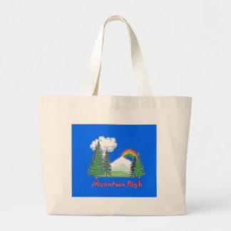 Mountain High Camp Canvas Bags