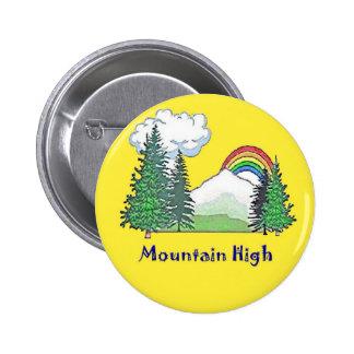 Mountain High Camp logo Buttons