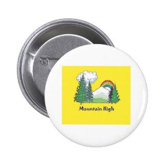 Mountain High Camp logo Pin