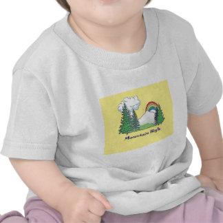 Mountain High Camp logo Tee Shirt