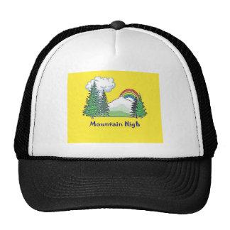 Mountain High Camp logo Trucker Hat