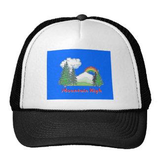 Mountain High Camp Mesh Hat
