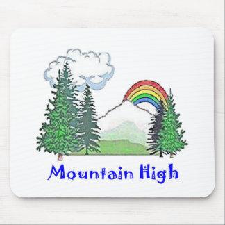 Mountain High Camp Mouse Mats