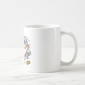 Mountain High Camp Tee Shirt Design '07 Coffee Mugs