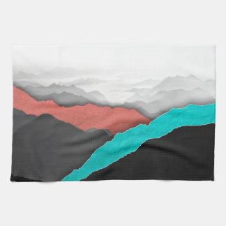 Mountain Highlights Towels