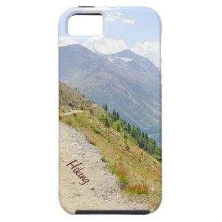Mountain Hiking Tough iPhone 5 Case