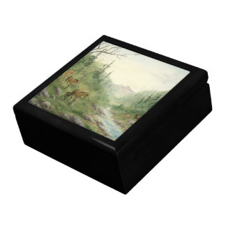 Mountain Horse Jewelry Box