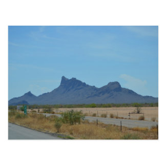 Mountain in Arizona Postcard