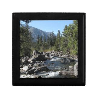Mountain Lake Gift Box