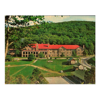 Mountain Lake Hotel, Virginia Postcard
