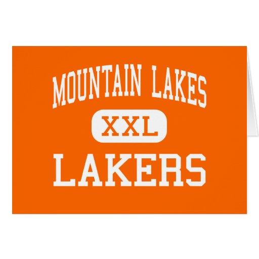 Mountain Lakes - Lakers - High - Mountain Lakes Cards