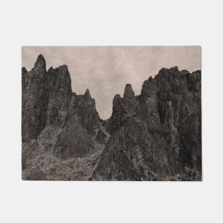 Mountain Landscape Doormat