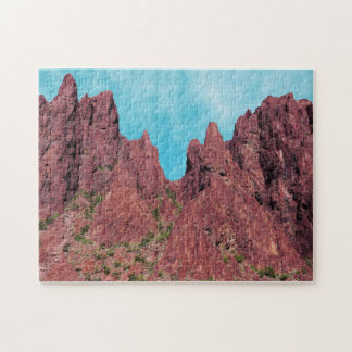 Mountain Landscape Jigsaw Puzzle