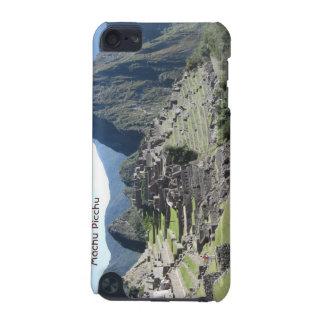Mountain landscape Machu Picchu ancient ruins Peru iPod Touch 5G Cases