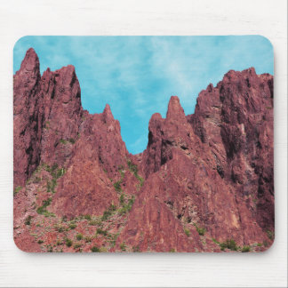 Mountain Landscape Mouse Pad