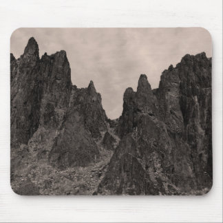 Mountain Landscape Mouse Pad